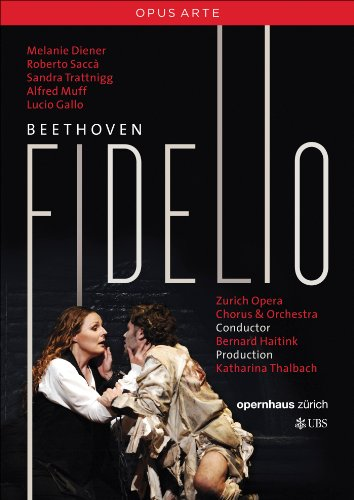 BEETHOVEN, L. van: Fidelio (Zurich Opera, 2008) (Live Performance)