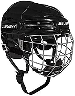 bauer youth hockey helmet size chart