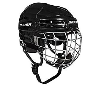 Bauer IMS 5.0 Helmet Combo Black Small