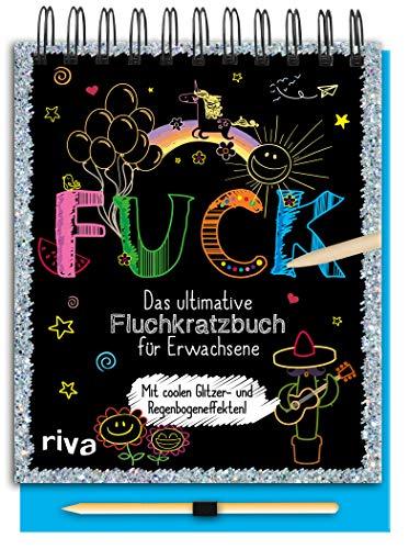 FUCK – Das ultimative Fluchkratzbuch für Erwachsene