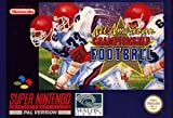All-American Championship Football - [SNES]