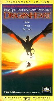 Dragonheart  Widescreen Edition  [VHS]
