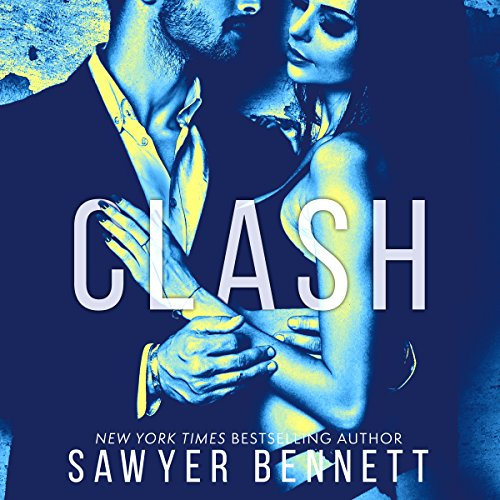 Clash audiobook cover art