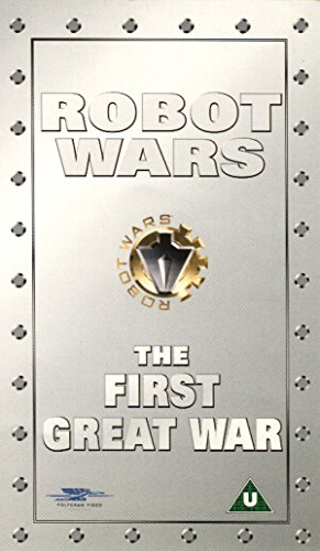 Robot Wars - The First Great War [VHS]