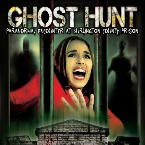 Ghost Hunt audiobook cover art