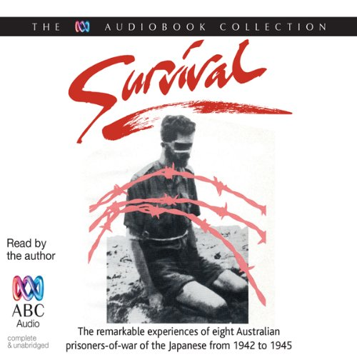 Survival audiobook cover art