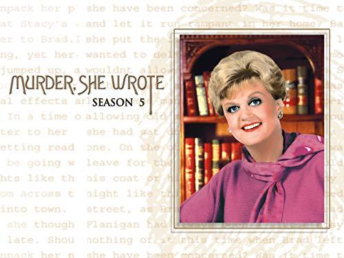 Murder, She Wrote Season 5