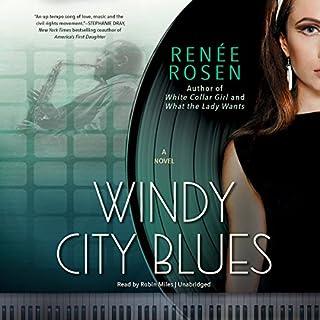 Windy City Blues audiobook cover art