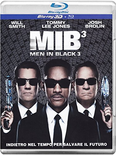Men In Black 3 3D (3D + Br)