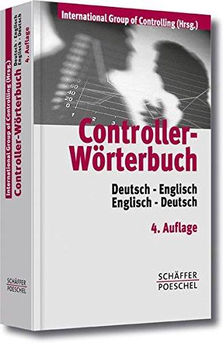 Controller-Wörterbuch: Deutsch - Englisch / Englisch - Deutsch
