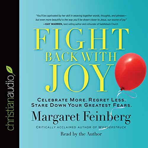 Fight Back with Joy audiobook cover art
