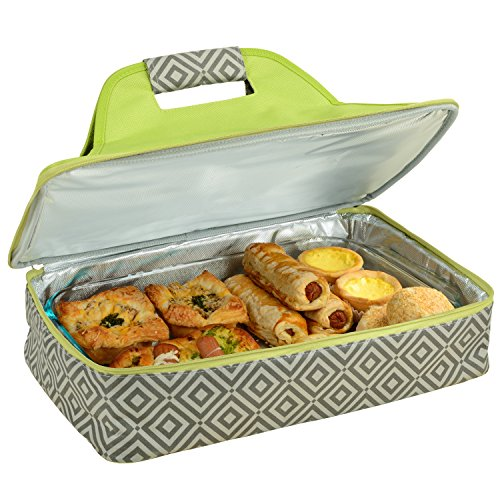 Picnic at Ascot Original Insulated Thermal Food Carrier