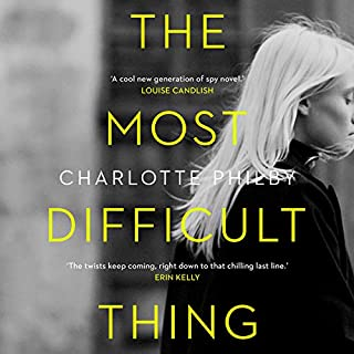 The Most Difficult Thing cover art