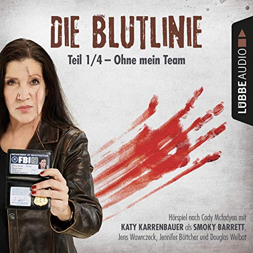 Ohne mein Team audiobook cover art