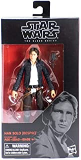STAR WARS The Black Series Han Solo (Bespin) 6-Inch Action F