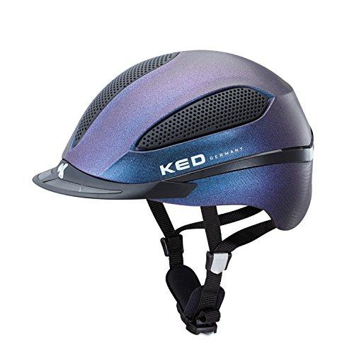 KED Reithelm PASO blue (L (57-62cm))