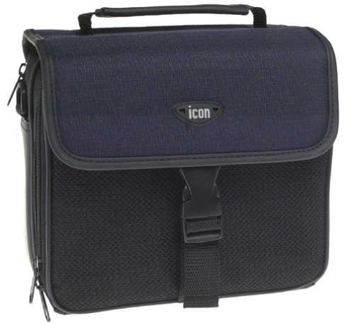 Learn More About Icon Portable Compact DVD Player Carrying Case Bag