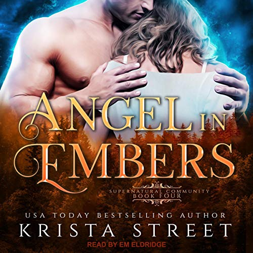 Angel in Embers  By  cover art