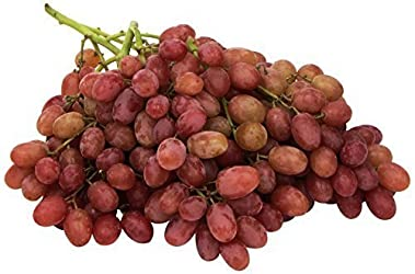 Grape Red Seedless Conventional, 1 Bag