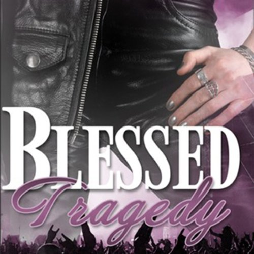 Blessed Tragedy audiobook cover art
