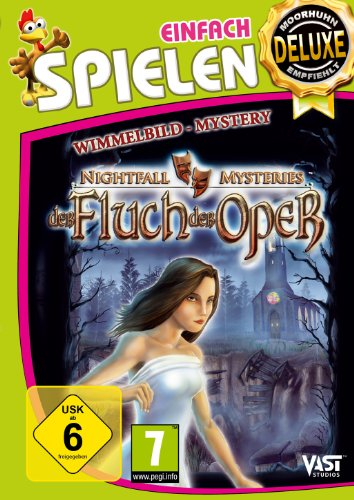 Nightfall Mysteries: Fluch der Oper