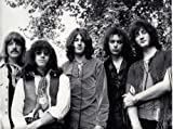 Deep Purple Reproduktion Foto Poster 40x30cm