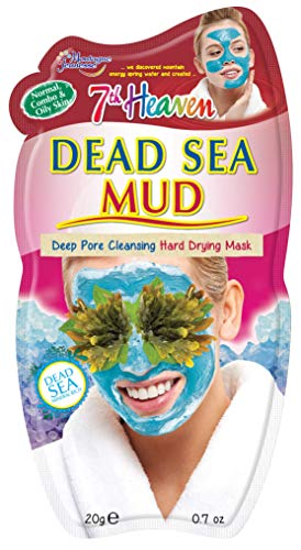 Montagne Jeunesse Dead sea mud mask - barro del mar muerto 21 g