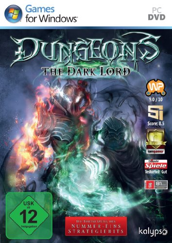 Dungeons: The Dark Lord (Add-On) [Importación alemana]