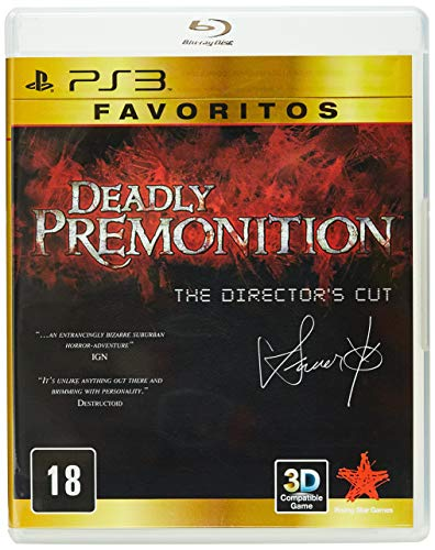 Deadly Premonition - PlayStation 3