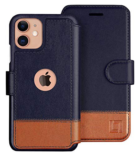 LUPA iPhone 11 Brieftasche Hülle -Slim iPhone 11 Hülle mit ...