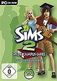 Die Sims 2 AddOn: Wilde Campus-Jahre [Importación alemana]