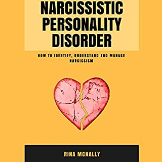 Narcissistic Personality Disorder audiobook cover art