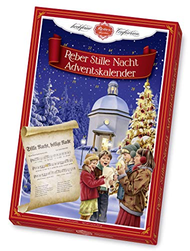 Reber Stille Nacht Adventskalender, 459 g