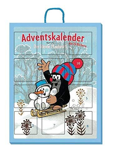 Adventskalender Der kleine Maulwurf: Weihnachtskalender für Kinder