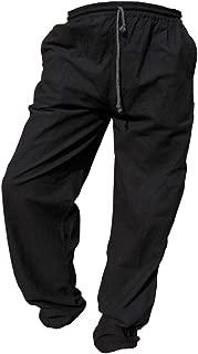 PANASIAM E-Pants, Stoffhose für den Alltag, Sport, Yoga, Jogging u.v.m, 100% Baumwolle