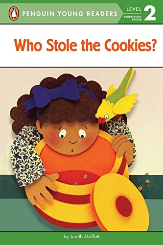 Who Stole the Cookies? (Penguin Young Readers, Level 2)の詳細を見る