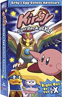 Kirby: Right Back at Ya!: Vol. 3: Kirby's Egg-Cellent Adventure