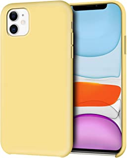 Best yellow silicone case apple Reviews
