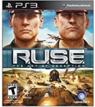 Selected R.U.S.E. PS3 By Ubisoft