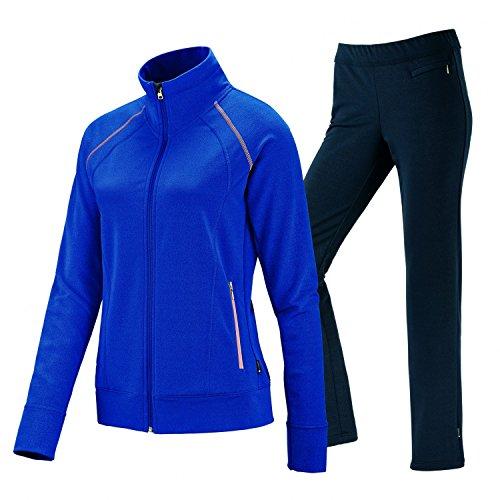 Schneider Sportswear Damen NATALIW-Anzug, flashpurple Granit, 22