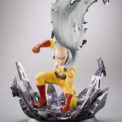 Saitama One Punch Action Figur / Puppe Figur / Figure 24cm New in Box / 10