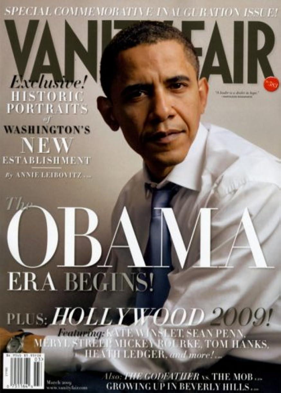 虚栄心均等に平和Vanity Fair [US] March 2009 (単号)