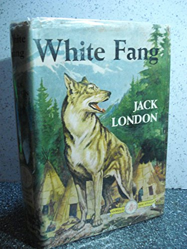 White Fang B0030GY1GK Book Cover