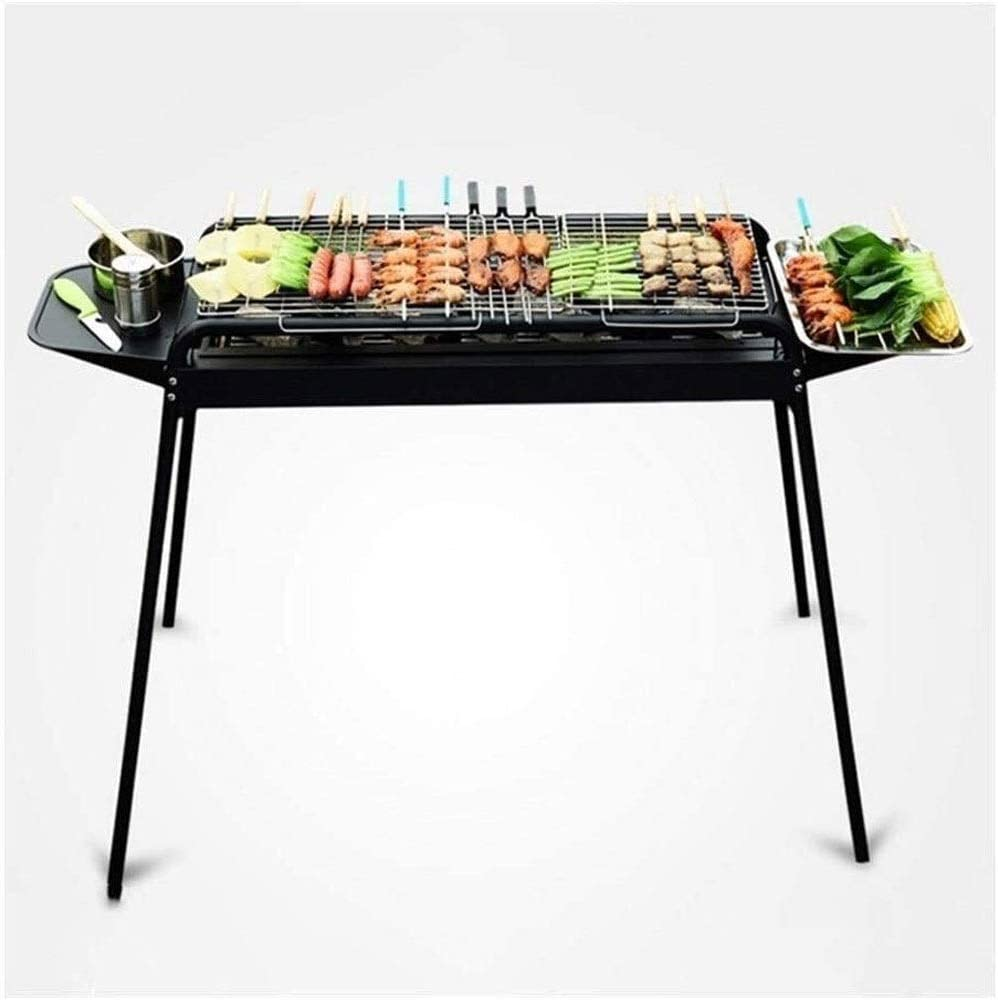 LIXIAOHONGG Grills Portable Albuquerque Mall BBQ Charcoal Grill Camping Sto 40% OFF Cheap Sale