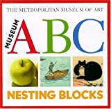Museum ABC Nesting Blocks