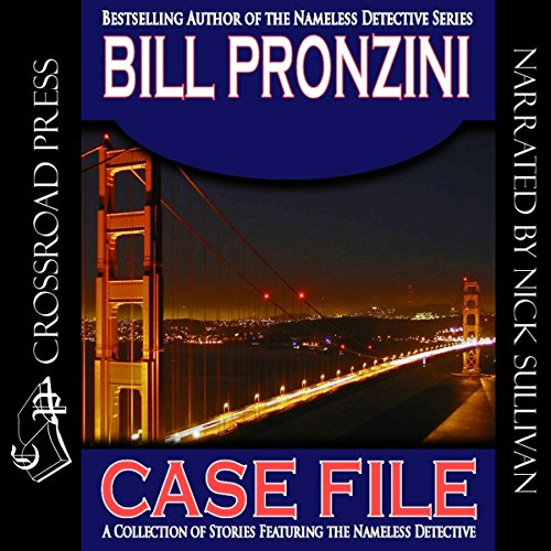 Case File audiobook cover art
