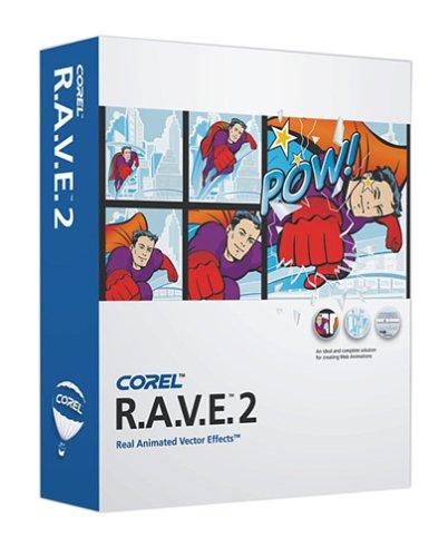 Corel R.A.V.E 2 (en anglais)