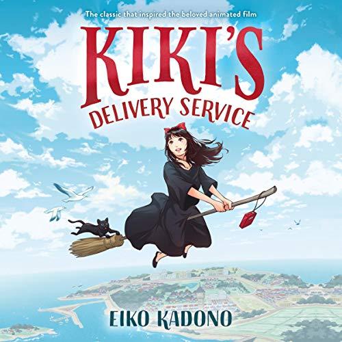 Couverture de Kiki's Delivery Service