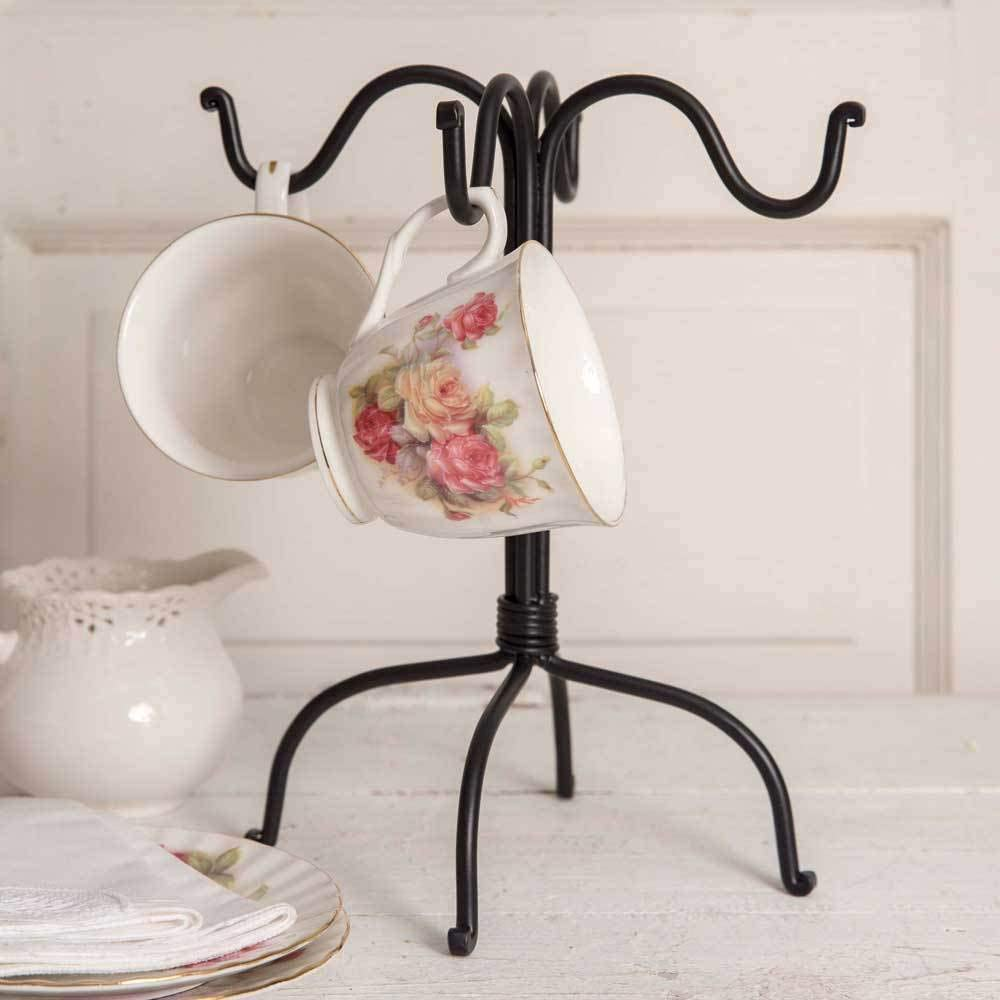 CTW Home Four Mug Rack Hook New Shipping Safety and trust Free