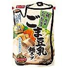 ニッスイ ごま豆乳鍋スープ ストレート 650g(3~4人前)